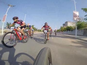 第三届撒马坝杯自行车赛